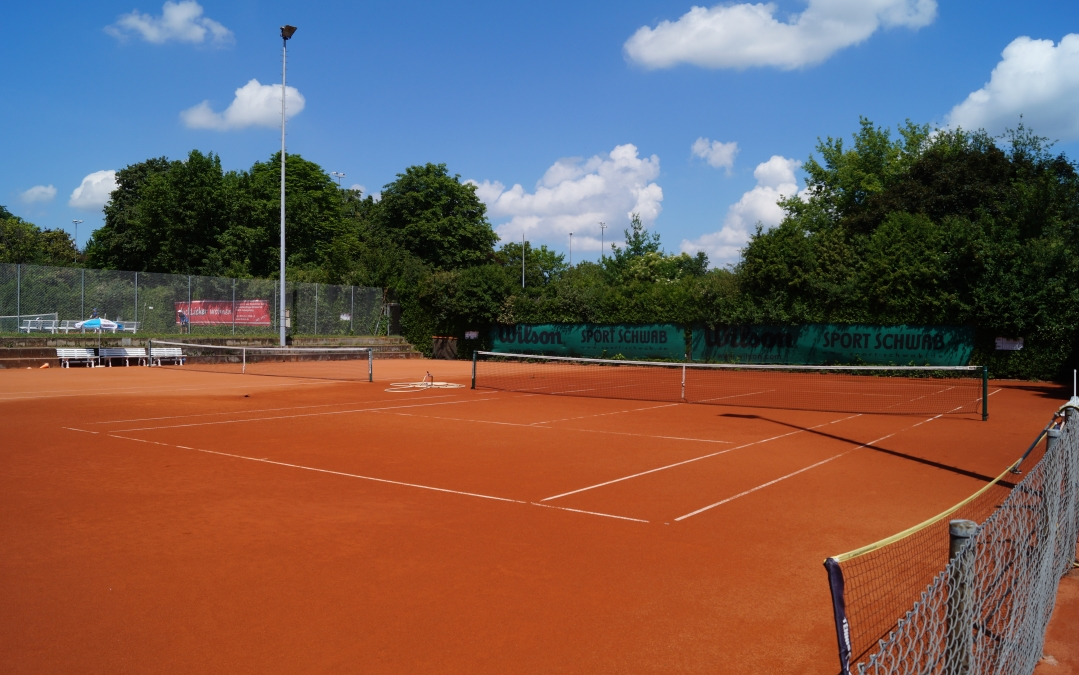 Anlage - MTV Ludwigsburg // Abteilung Tennis