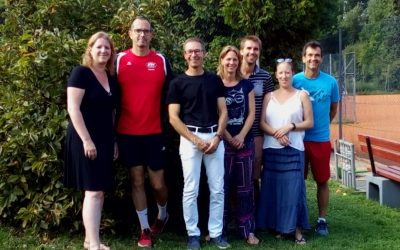 Team Mixed 40 + erkämpft sich den Meistertitel in der Verbandsliga