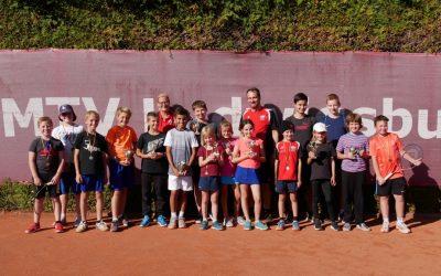 Buntes Treiben zur Kinder- und Jugend-Vereinsmeisterschaft