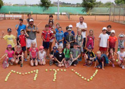 Sommerferien-Tenniscamp